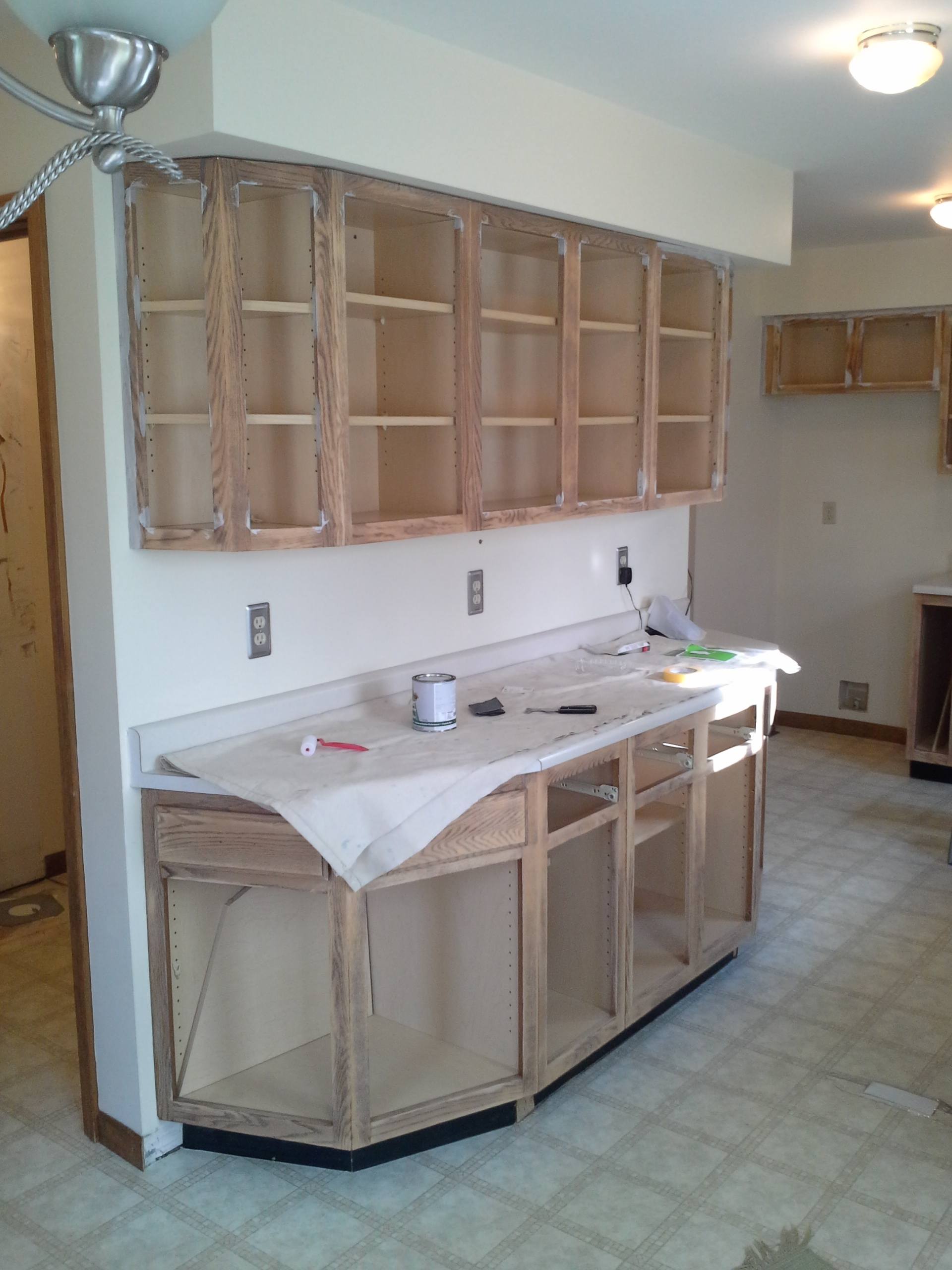 Beyond Painting Cabinets
