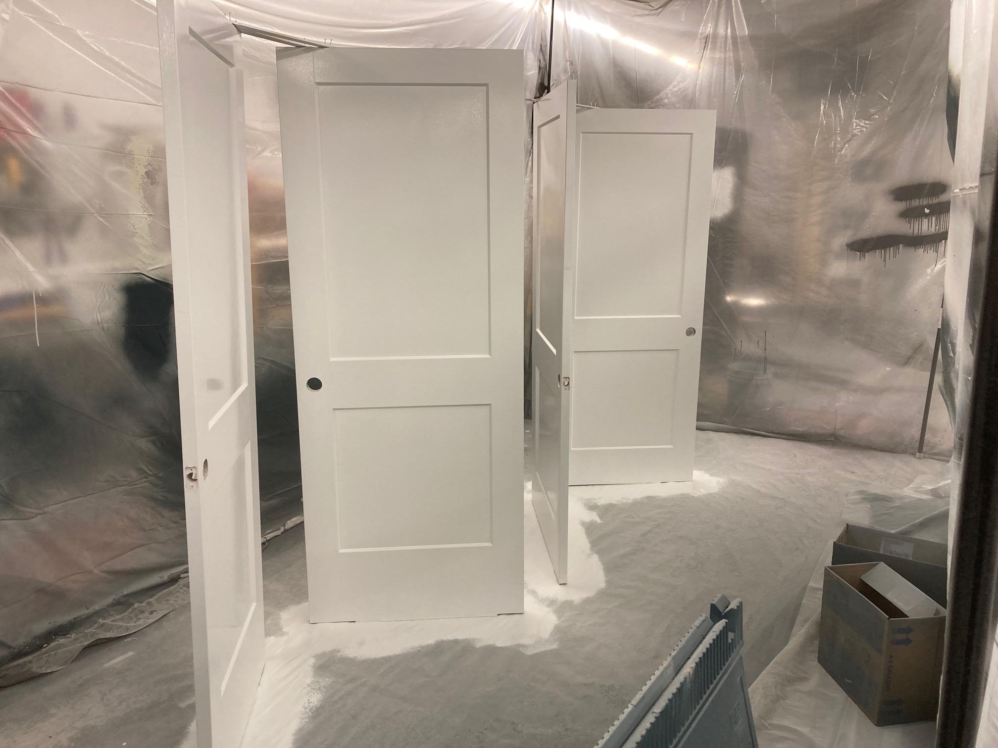 Painted Doors 2